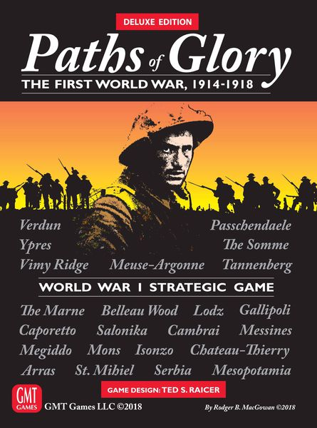 Paths of Glory: The First World War, 1914-1918 Deluxe Edition