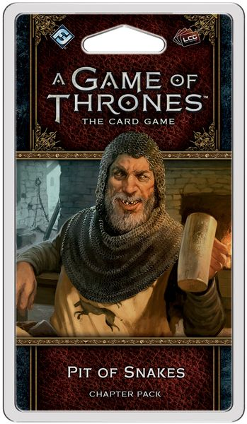 A Game of Thrones LCG: 2nd Edition - Pit of Snakes Chapter Pack