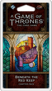 A Game of Thrones LCG: 2nd Edition - Beneath the Red Keep Chapter Pack