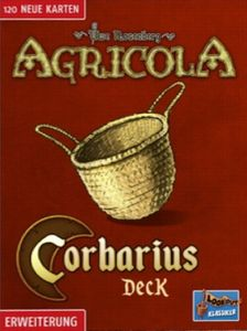 Agricola: Corbarius Deck Expansion