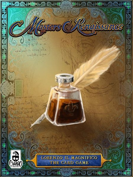 Masters of the Renaissance: Lorenzo il Magnifico - The Card Game