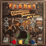 Clank! Expeditions: Temple of the Ape Lords