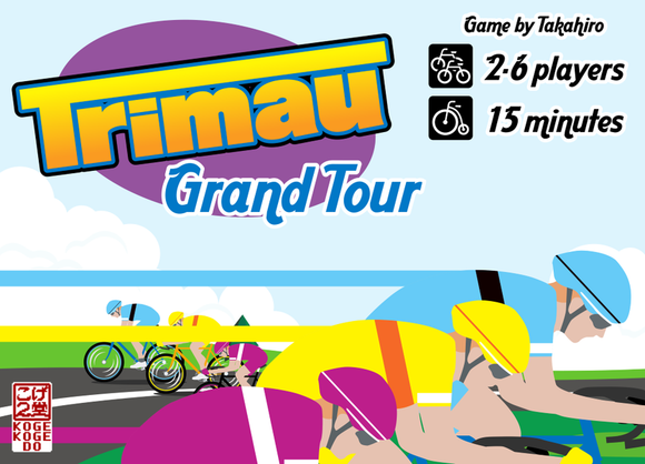 Trimau - Grand Tour