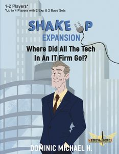 Shake Up: Where Did All The Tech In An IT Firm Go!?