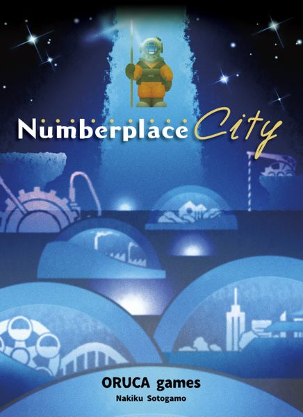 Numberplace City