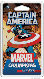 Marvel Champions LCG: Captain America Hero Pack