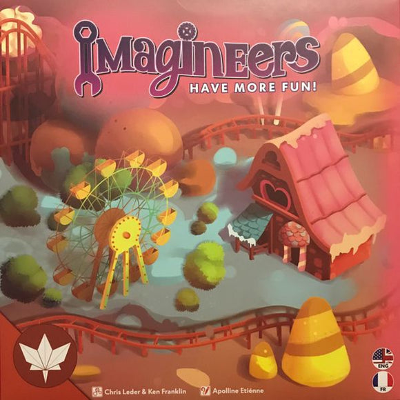 Imagineers: Have More Fun