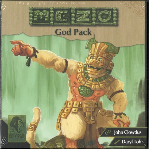 Mezo: God Pack