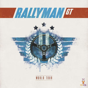 Rallyman GT: World Tour