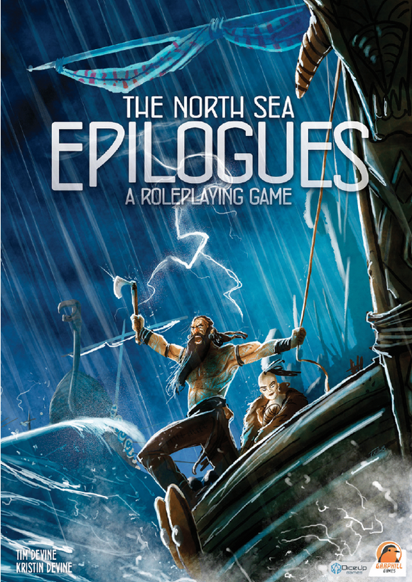 The North Sea: Epilogues: A Roleplaying Game