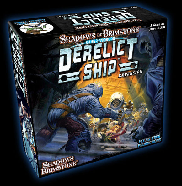Shadows of Brimstone: Other Worlds – Derelict Ship