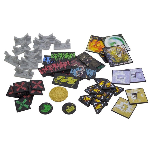 Zombicide: Black Plague - Plastic Token Pack