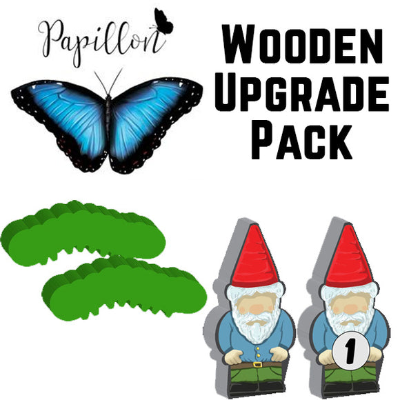 Papillon: Wooden Upgrade pack