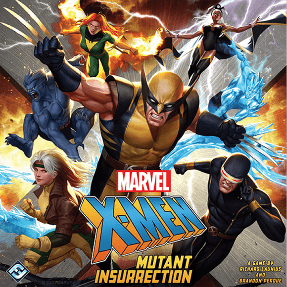 X-Men: Mutant Insurrection