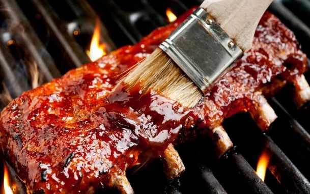 Outdoor BBQ Grill: Barbecue and Grilling