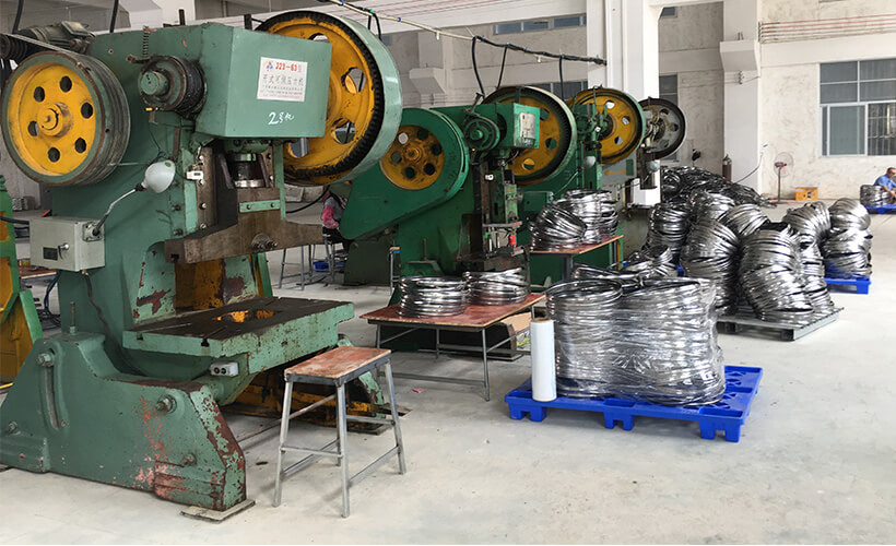 Factory Grill Equipments