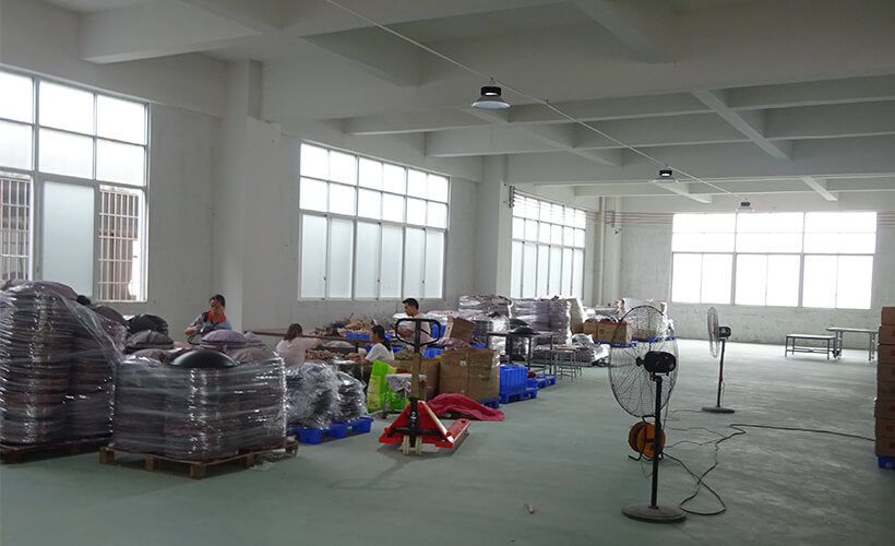Grill Factory Packing Room