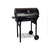 Garden Removable Barrel Charcoal Barbecue Grill