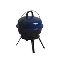 Round Small Indoor Outdoor Foldable BBQ Grill