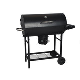 Large Camping Outdoor Charcoal Barrel BBQ Grill
