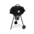 Simple Charcoal Kettle BBQ Grill with Ash Catcher