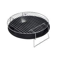 Mini Portable Round Charcoal Small BBQ Grill
