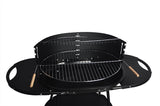 Height Adjustable Outdoor Egg Charcoal BBQ Grill