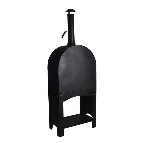 Brick Stone Outdoor Wood Fired Pizza Oven Smoker