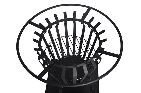 Metal Steel Fire Place Outdoor Patio Fire Pit