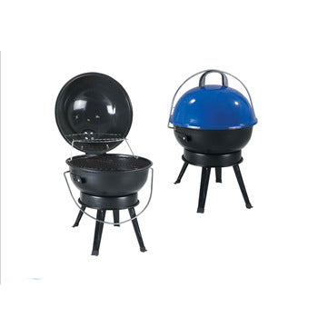 Portable Colorful Round Camping Barbecue Grill