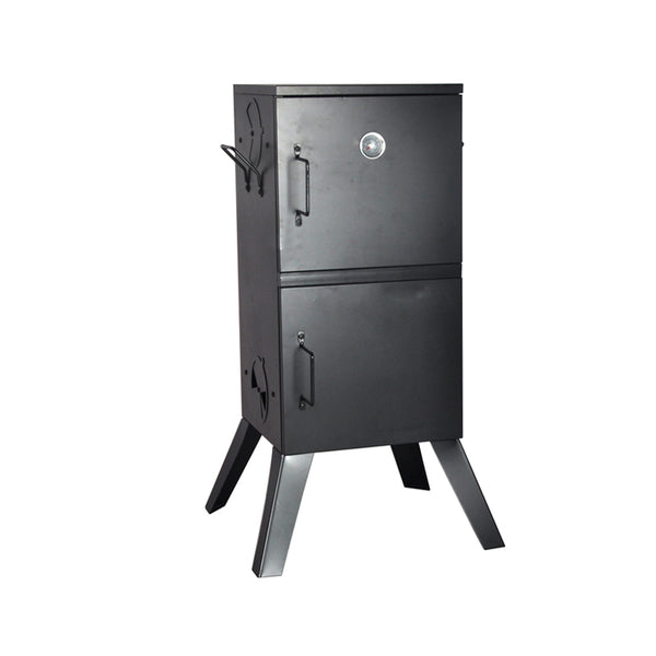 Double Layer Big Bradley Barbecue Grill Smoker