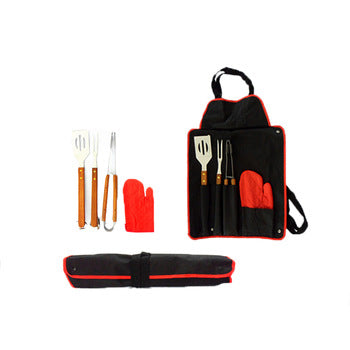 Stainless Steel BBQ Tool Set Grill Accessories
