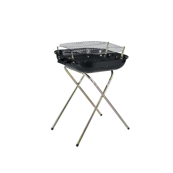 Best Square Folding Portable Charcoal BBQ Grill