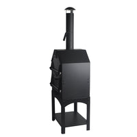 Home Used Stand Alone Wood Fired Pizza Oven