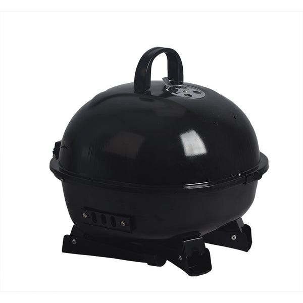 Foldable Portable Kettle Mini Charcoal BBQ Grill