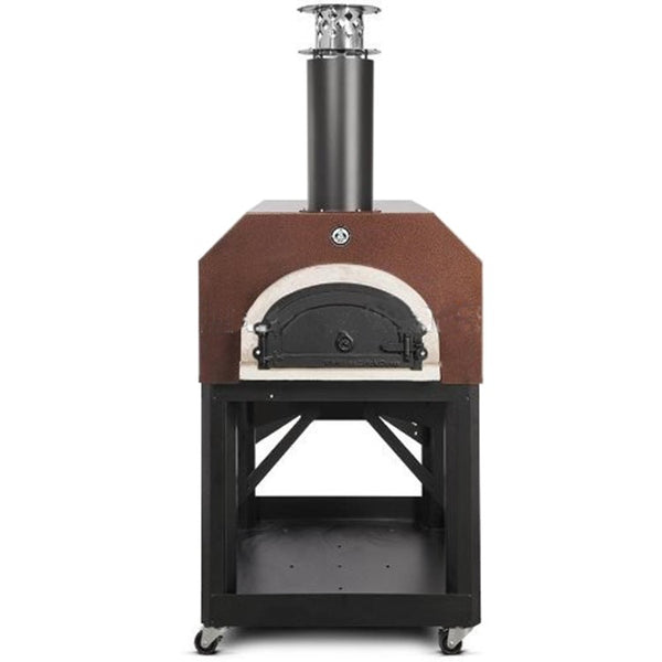 Movable Bread Baking Wood Charcoal Pizza Oven