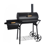 Barrel Charcaol BBQ Grills