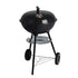 Charcoal Outdoor Kettle BBQ Grill with Ash Plate
