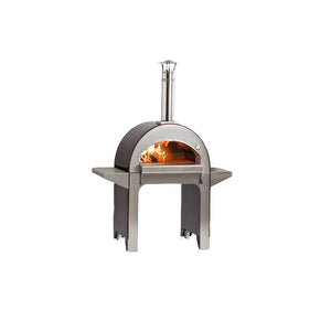 Outdoor Stainless Steel Wood Fired Pizza Oven