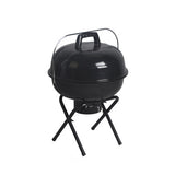 Small Black Portable Kettle Camping BBQ Grill