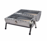 Folding  Stainless Steel Small Barrel BBQ Grill