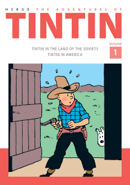 TINTIN COMICS - COLLECTOR'S VOLUME 1