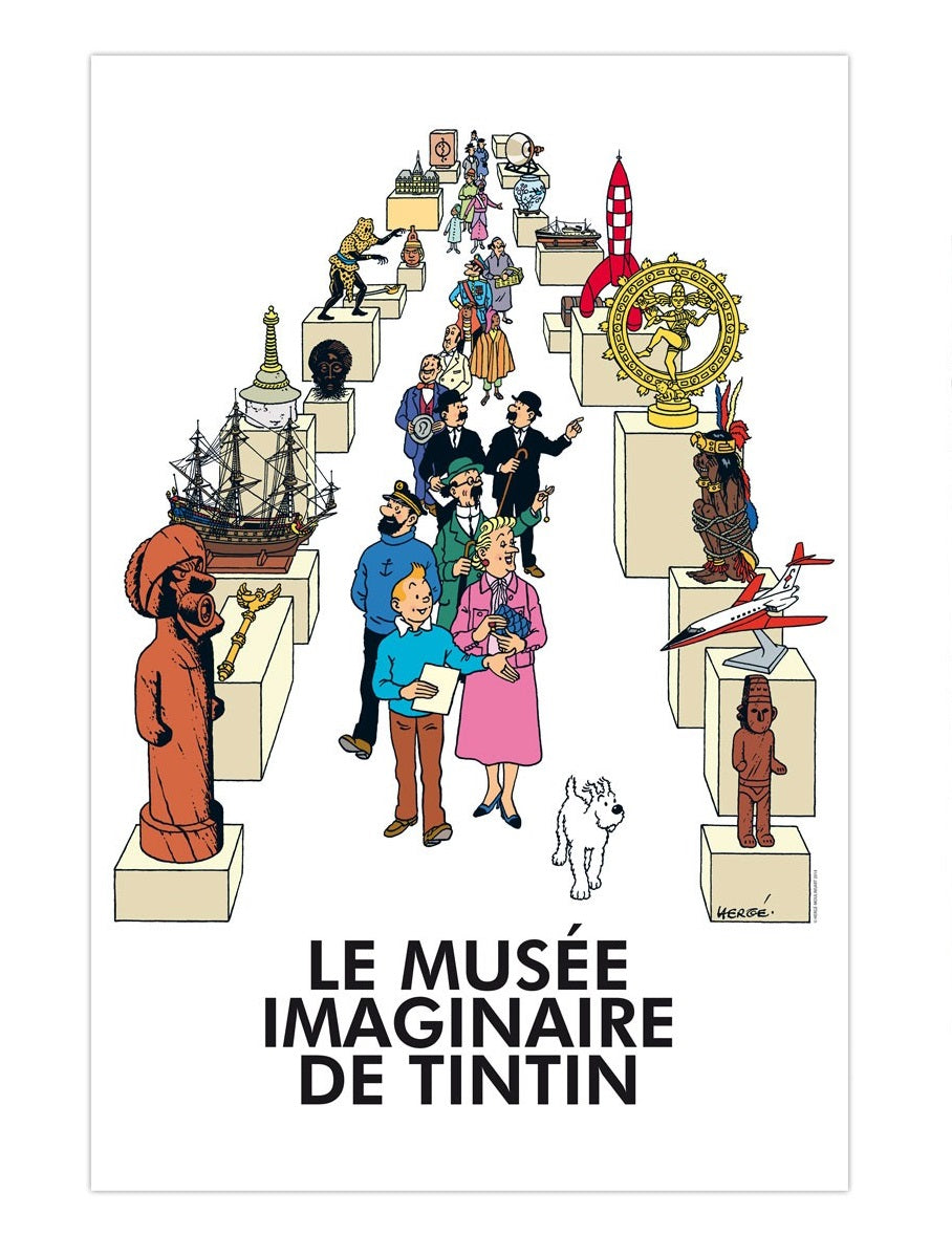 POSTER - IMAGINARY MUSEUM