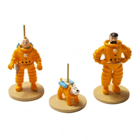 LEAD - SET MINI COSMONAUT