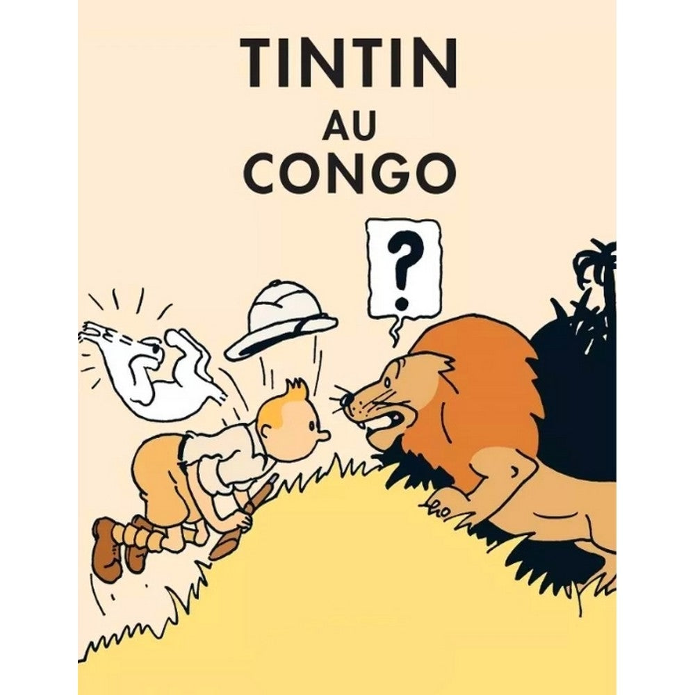 FR COVER POSTCARD - CONGO (COLOR)