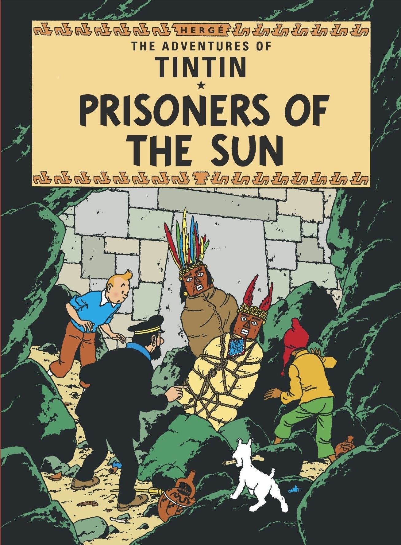 ENGLISH COVER POSTCARD - PRISONERS OF THE SUN