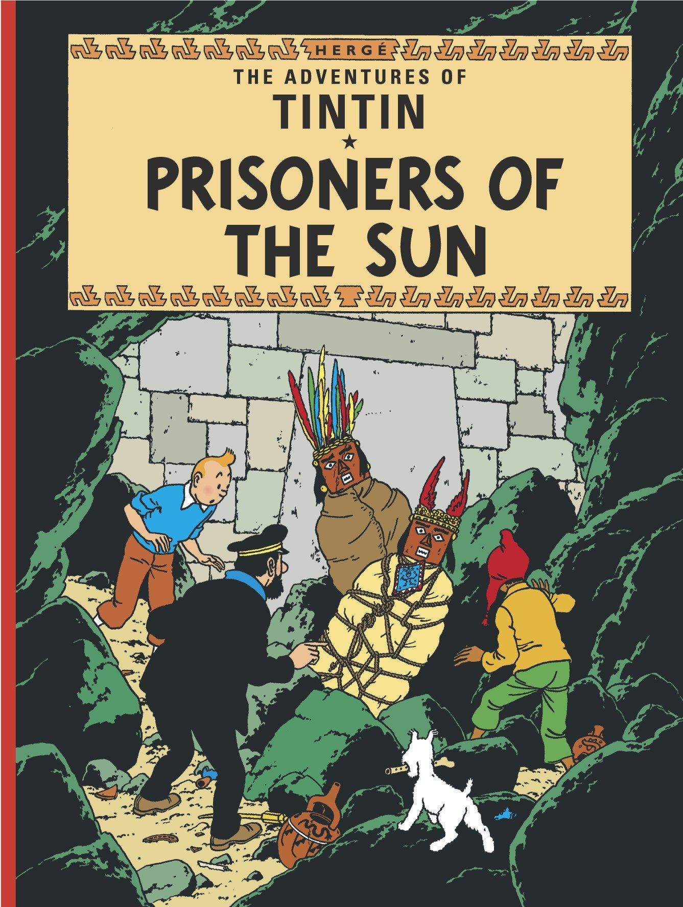 ENGLISH ALBUM #14 - PRISONERS OF THE SUN