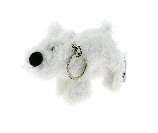 PLUSH KEY RING SNOWY 8 CM