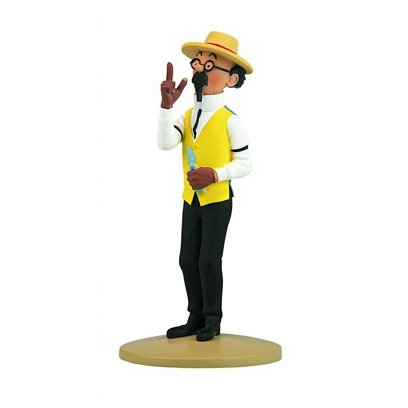 RESIN FIGURINE - CALCULUS THE GARDENER