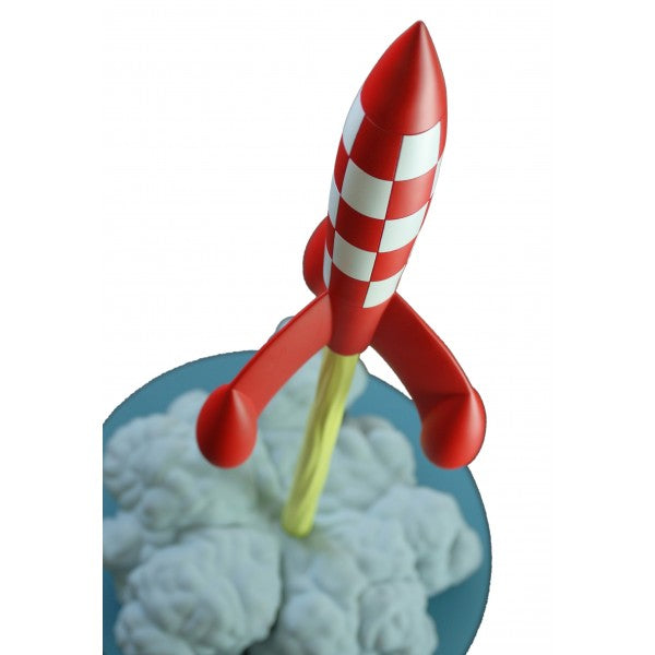 RESIN COLLECTIBLE - ICONS TAKE OFF ROCKET